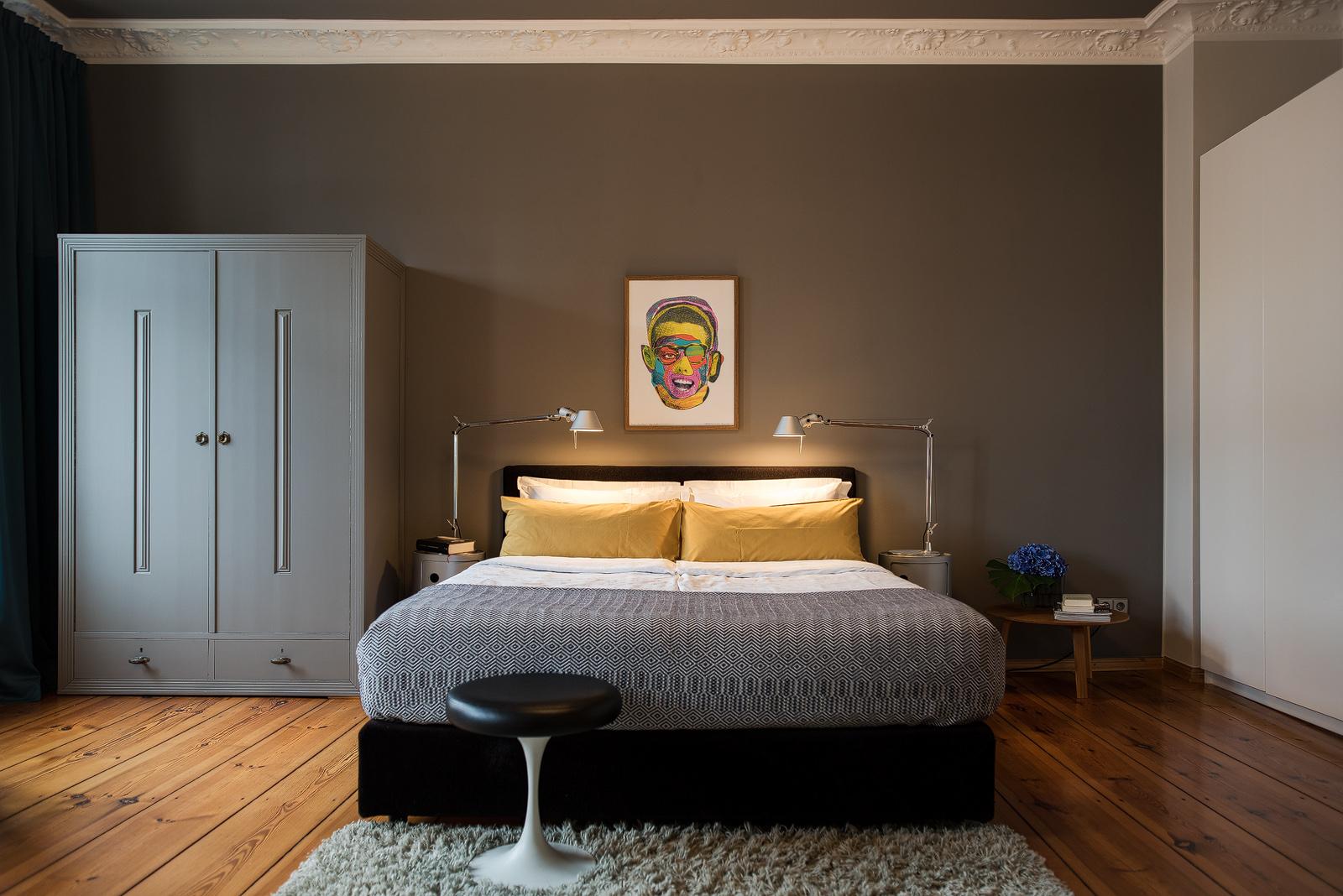 Master Bedroom Berlin