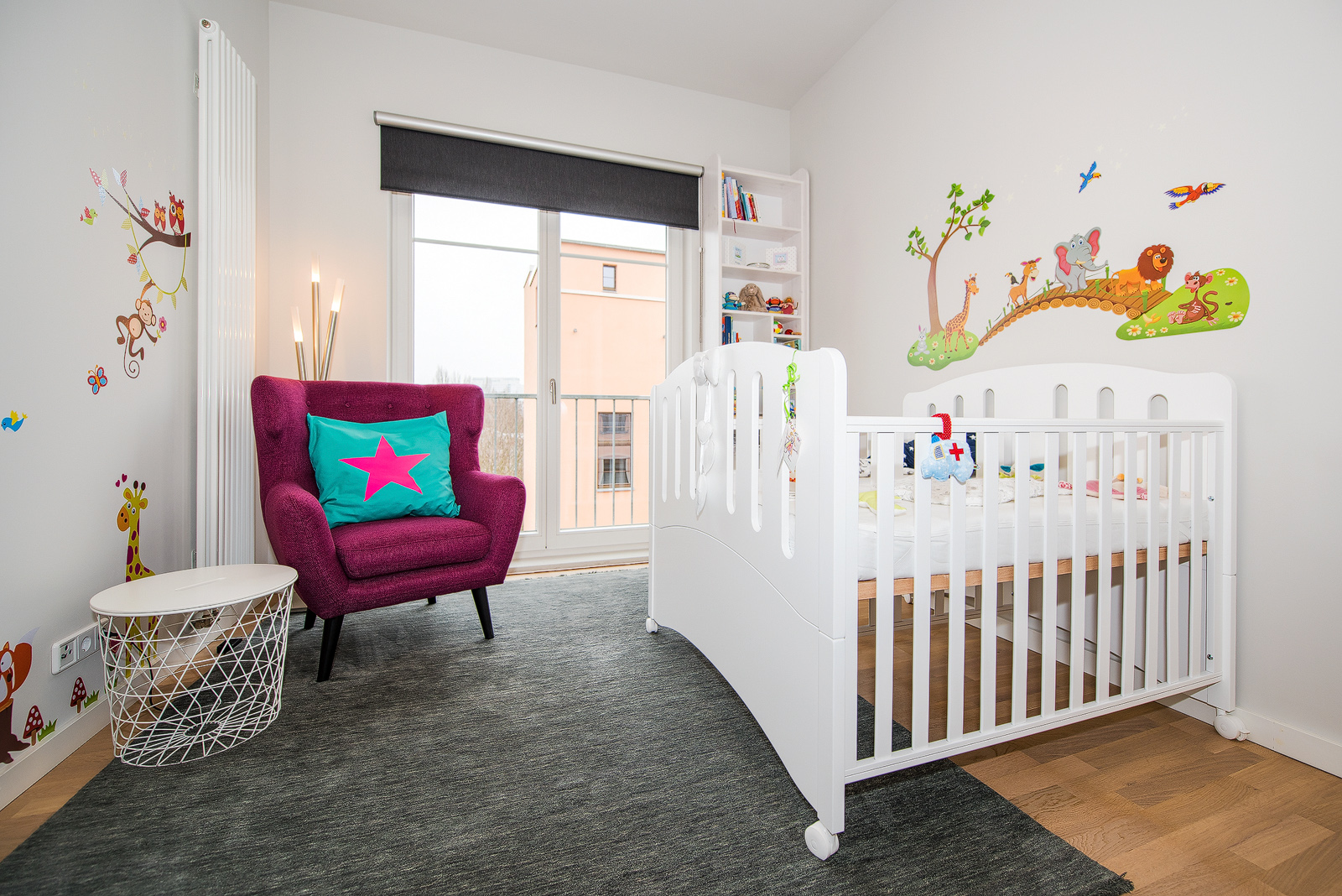 Twin Nursery Berlin